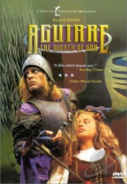 Aguirre, the Wrath of God DVD Cover Art