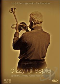 Dizzy Gillespie - Live in London DVD Cover Art