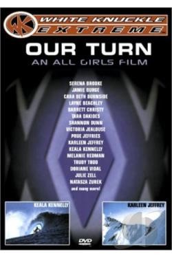 Our Turn: An All Girls Film DVD Cover Art
