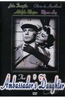 Ambassador's Daughter DVD Cover Art