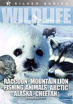 Wildlife - Racoon, Mountain Lion / Fishing DVD Cover Art