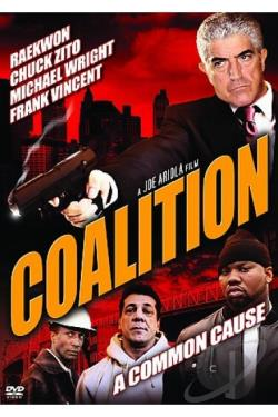Coalition DVD Cover Art