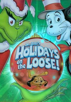Dr. Seuss's Holidays on the Loose! DVD Cover Art