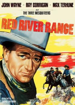 Red River Range DVD Cover Art
