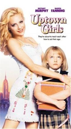 Uptown Girls DVD Cover Art