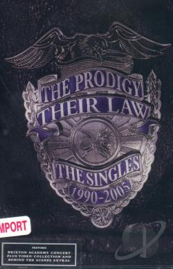 Prodigy - Their Law: 1990-2005 DVD Cover Art