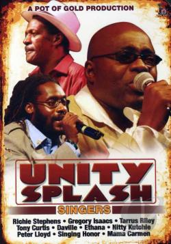 Unity Splash 2007 Singers DVD Cover Art