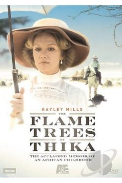 Flame Trees of Thika DVD Cover Art