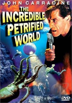 Incredible Petrified World DVD Cover Art