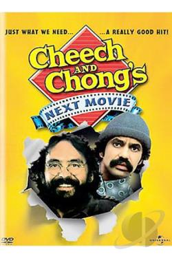Cheech and Chong's Next Movie DVD Cover Art