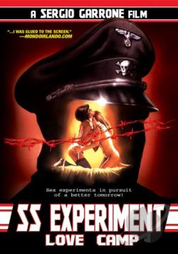 S.S. Experiment Love Camp DVD Cover Art