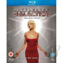 Battlestar Galactica: The Final Season BRAY Cover Art