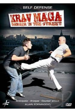 Krav Maga: Danger in the Street DVD Cover Art