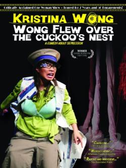 Wong Flew Over the Cuckoo's Nest DVD Cover Art