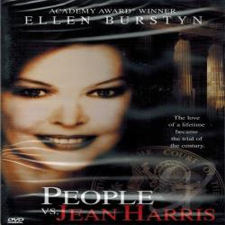 People Vs. Jean Harris DVD Cover Art