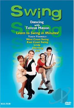 Swing: Dancing with Teresa Mason DVD Cover Art