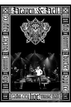 Heaven And Hell - Live From Radio City Music Hall DVD Cover Art
