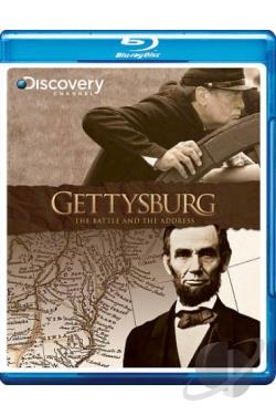 Gettysburg: The Battle and the Address DVD Cover Art