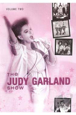 Judy Garland Show - Vol. 2 DVD Cover Art