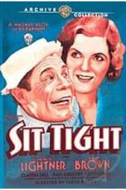 Sit Tight DVD Cover Art