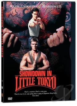 Showdown In Little Tokyo DVD Cover Art
