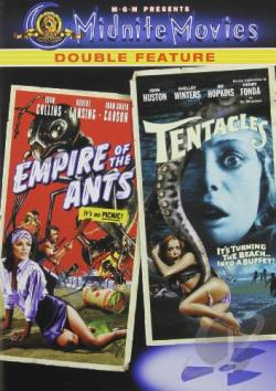 Empire of the Ants/Tentacles DVD Cover Art