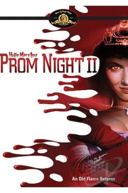 Hello Mary Lou - Prom Night 2 DVD Cover Art
