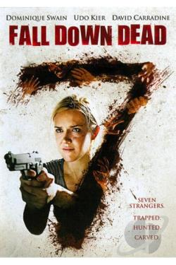 Fall Down Dead DVD Cover Art
