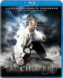 Tai Chi 0 BRAY Cover Art