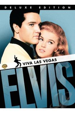 Viva Las Vegas DVD Cover Art
