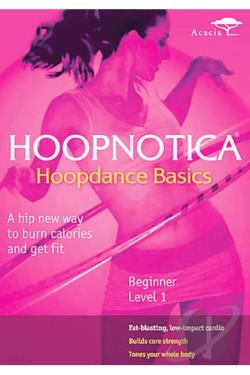 Hoopnotica - Hoopdance Workout Beginner Level 2 DVD Cover Art