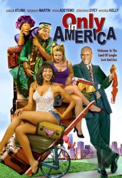 Only in America DVD Cover Art