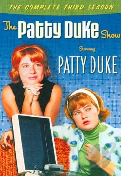 Patty Duke Show - The Complete Third Season DVD Cover Art