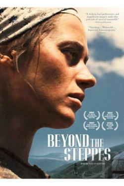 Beyond the Steppes DVD Cover Art