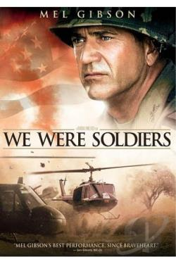 We Were Soldiers DVD Cover Art