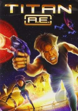 Titan A.E. DVD Cover Art