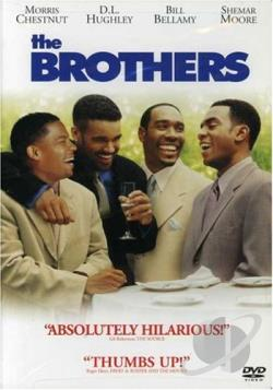 Brothers DVD Cover Art