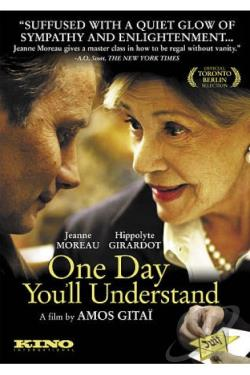 One Day You'll Understand DVD Cover Art