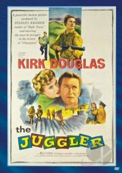Juggler DVD Cover Art