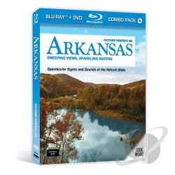 Picture Perfect HD: Arkansas - Sweeping Views, Sparkling Waters BRAY Cover Art