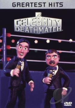 Celebrity Deathmatch - Greatest Hits DVD Cover Art