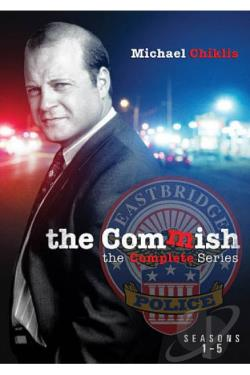 Commish - The Complete Series DVD Cover Art