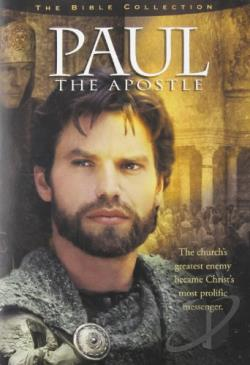 Paul the Apostle DVD Cover Art