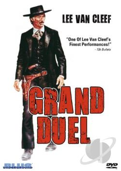 Il Grande Duello DVD Cover Art