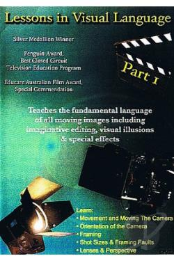 Lessons in Video Language - Part 1 DVD Cover Art