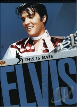 This Is Elvis DVD Cover Art