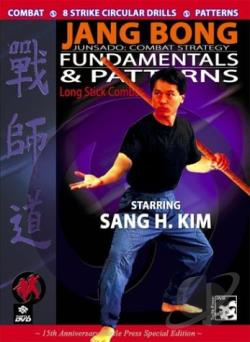 Jang Bong Long Stick: Fundamentals & Pattern DVD Cover Art