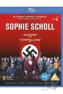 Sophie Scholl: The Final Days BRAY Cover Art