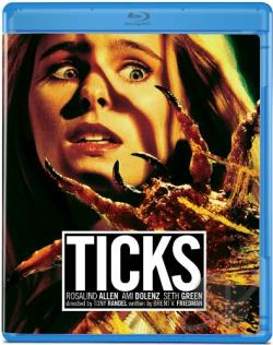 Ticks BRAY Cover Art
