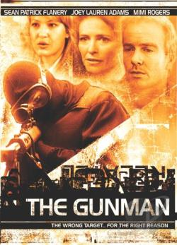 Gunman DVD Cover Art
